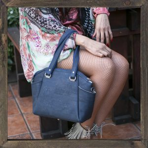 Vegan Cruelty-Free Satchel Handbag