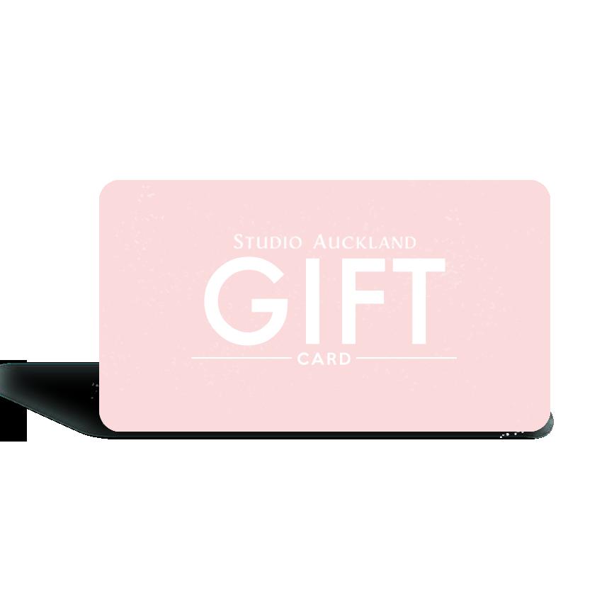 Gift Cards Blush