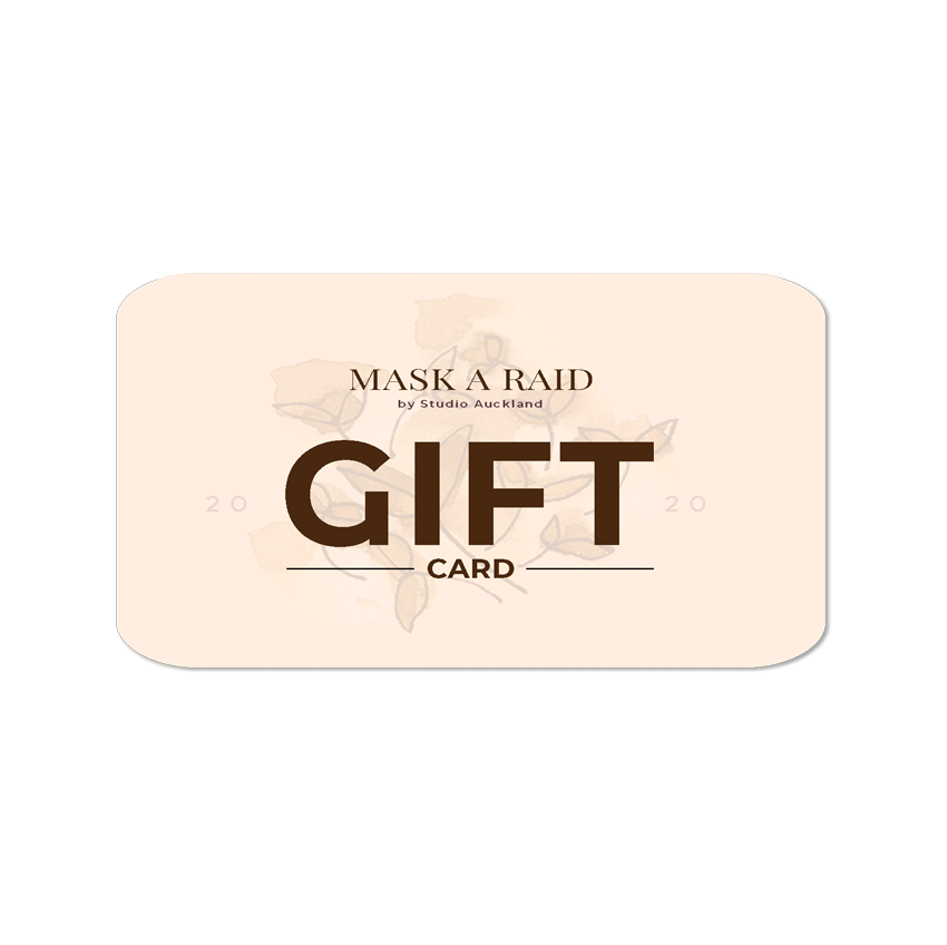 Mask a Raid Gift Card2